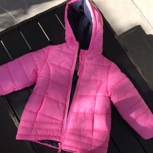 Osh Kosh B'Gosh Pink Girls Jacket
